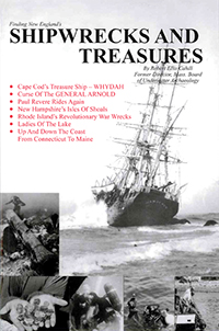 Finding New England's Shipwrecks and Treasures