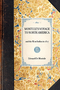 Voyage to North America, and the West Indies in 1817