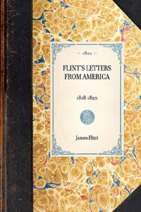 Flint's Letters from America, 1818-1820