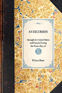 Excursion through the United States and Canada during the Years 1822-23