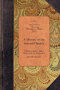 A History of the Second Church