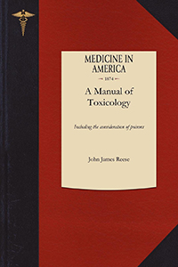 A Manual of Toxicology