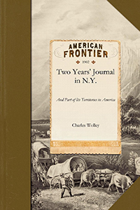 A Two Years' Journal in New York and Part of Its Territories in America