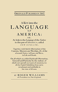 Key into the Language of America