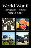 World War II European Theater Puzzle Book