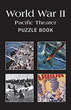 World War II Pacific Theater Puzzle Book