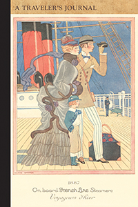 On Board French Line Steamers: A Traveler's Journal