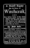 A Modest Enquiry into the Nature of Witchcraft