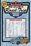 Great American Mid-Atlantic Road Trip Puzzle Book