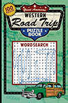 Great American Western Road Trip Puzzle Book