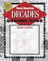 Great American Decades Puzzle Book