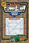 Great American National Parks Road Trip Puzzle Book