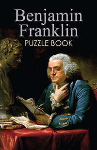 Benjamin Franklin Puzzle Book