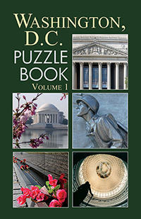 Washington, D.C. Puzzle Book