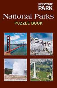 National Parks Puzzle Book
