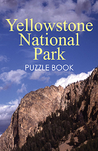 Yellowstone National Park Puzzle Book