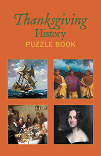 Thanksgiving: A History Puzzle Book