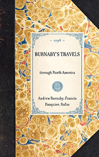 Burnaby's Travels Through North America