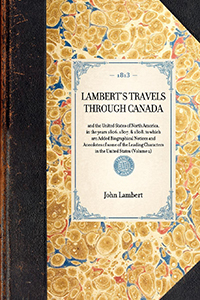 Lambert's Travels through Canada Vol. 2