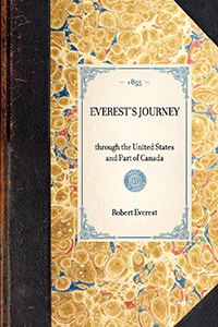 Journey through the United States and part of Canada