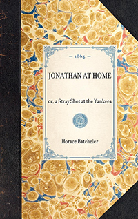 Jonathan at Home: or, A Stray Shot at the Yankees