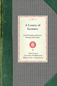 Course of Lectures On the Principles of Domestic Economy and Cookery