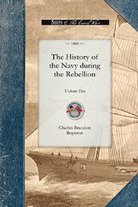 The History of the Navy during the Rebellion