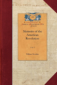 Memoirs of the American Revolution