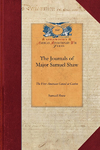 The Journals of Major Samuel Shaw