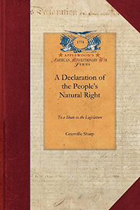 A Declaration of the People's Natural Right to a Share in the Legislature