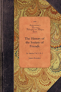 The History of the Society of Friends in America