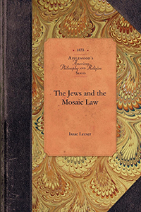 The Jews and the Mosaic Law