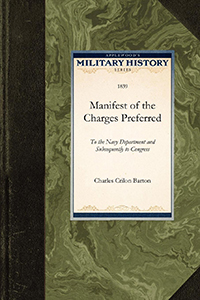 Manifest of the Charges Preferred
