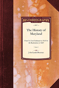 The History of Maryland
