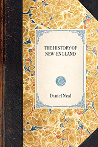 The History of New-England