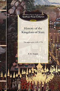 History of the Kingdom of Siam