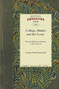 The College, the Market, and the Court