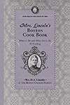 Mrs. Lincoln's Boston Cook Book