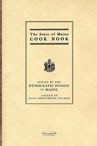 State of Maine Cook Book