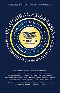 Inaugural Addresses of the Presidents V2 2017