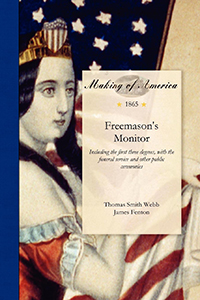 Webb's Freemason's Monitor