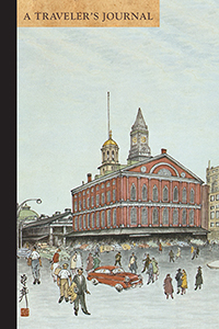 Faneuil Hall, Boston: A Traveler's Journal