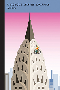Chrysler Building, New York: A Bicycle Travel Journal