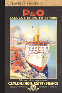 P&O Largest Ships to London: A Traveler's Journal