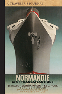 Normandie Transatlantique: A Traveler's Journal