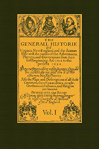 The Generall Historie of Virginia Vol 1
