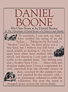Daniel Boone: His Own Story