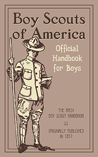 Official Handbook for Boys