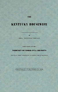 Kentucky Housewife