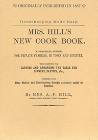 Mrs. Hill's New Cook Book